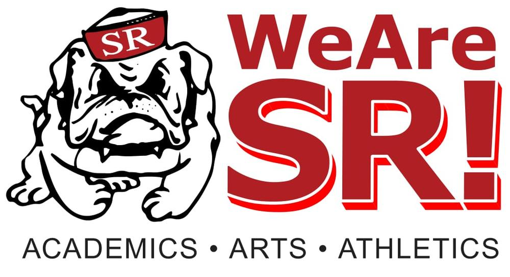 We Are SR Logo