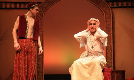 Arabian Nights 2009